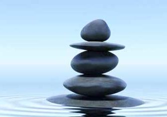 Herbalism stacked stones